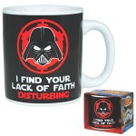 Taza Star Wars: Darth Vader Lack of Faith