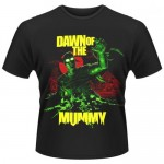 Camiseta Dawn of the mummy