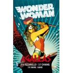 Wonder Woman: Agallas