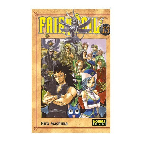 Fairy Tail nº13