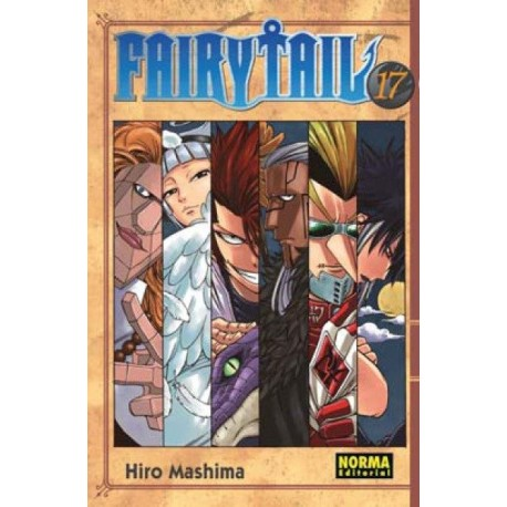 Fairy Tail nº17